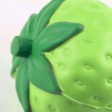 Stress Relief Strawberry Squishy Toy