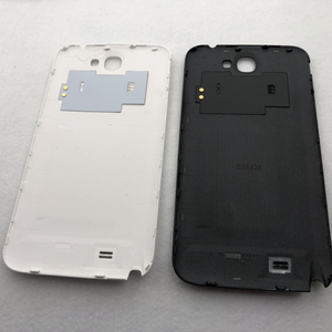 Image 4 - Dành cho Samsung Galaxy Note 2 II N7100 N7105 Full Nhà Ở Lưng Thay Thế Giữa Khung Viền Lưng note2 Mặt Trước Sau + dụng cụ