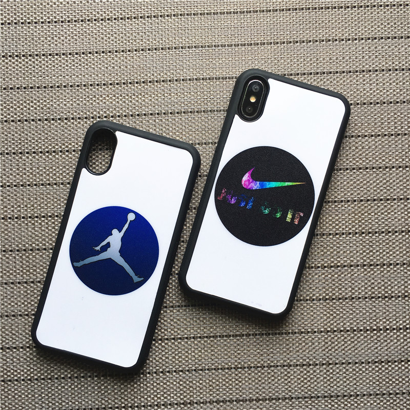 Basketball Jordan Cell <font><b>Phone</b></font> Bags <font><b>Case</b></font> For iphone 6 6s 7 8plus <font><b>Case</b></font> fundas <font><b>NBA</b></font> For iphone X Scrub Slim Back Hard PC Cover