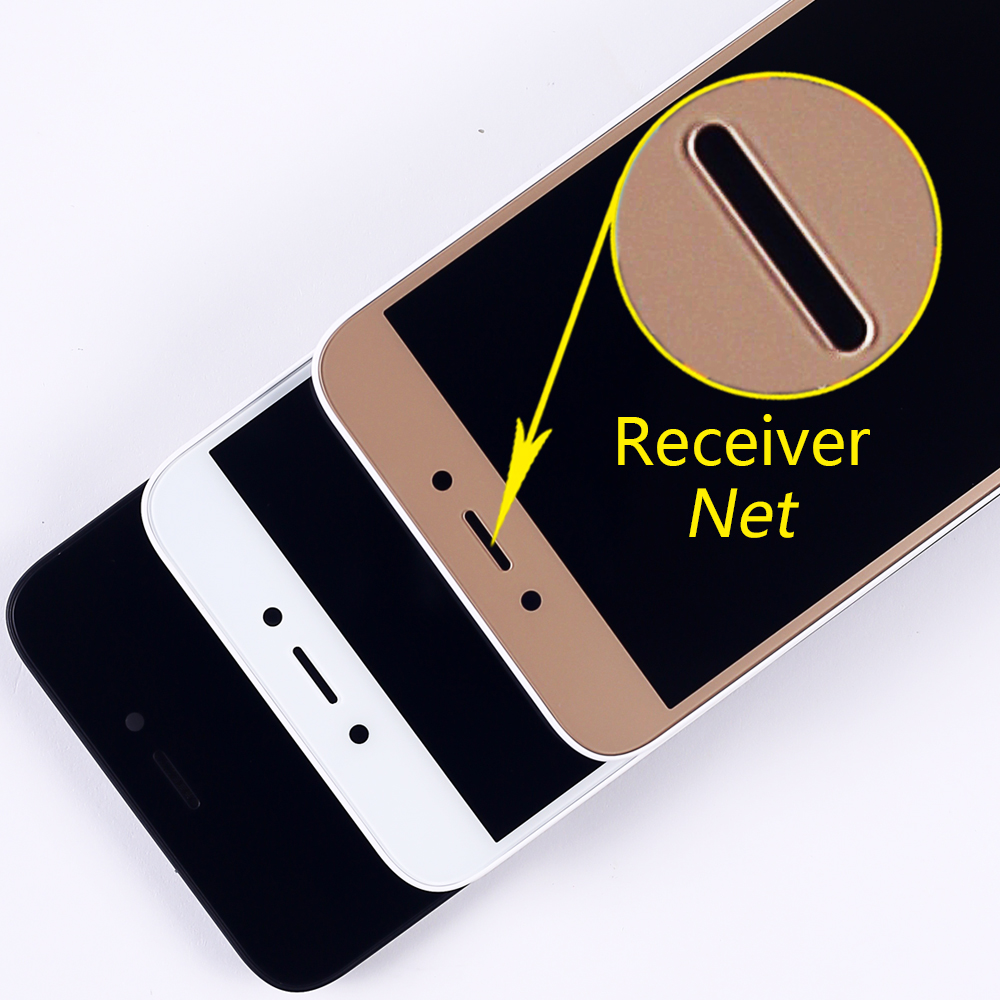 100% Tested LCD Display For Xiaomi Redmi 5A 5.0 inch Digitizer Sensor Glass Assembly touch screen frame with Free Tempered Glass