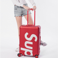 Suitcases and travel bags 2019 new style Fashion Spinner luggage Cases Unisex carry on luggage suitcase traveling luggage Cases