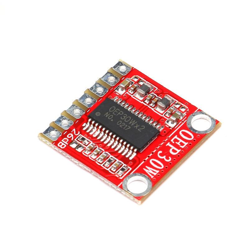 5PCS/LOT OEP30W Single Channel Digital Power Amplifier Module D 12V LCD TV 10W15W20W35W TDA8932
