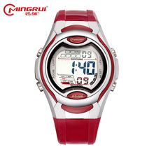 MINGRUI Brand New Kids Watch Sport On The Open Air Children Boy Girls LED Digital Waterproof Wristwatch Children's Watches