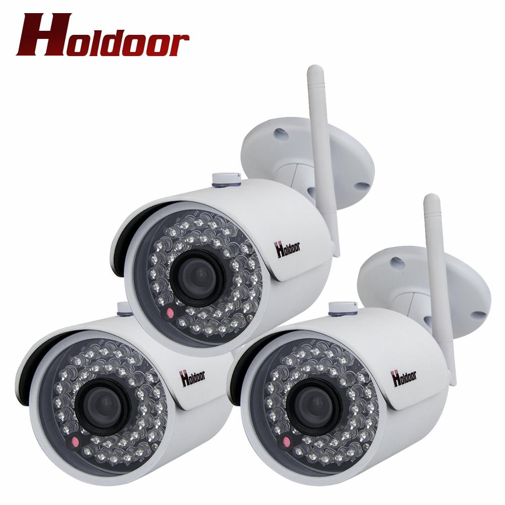 3 pcs ip cameras wifi 1080p HD  cctv security wireless cam surveillance system home outdoor IP66 waterproof video wi-fi ip cam фотоловушка bushnell trophy cam hd wireless 119598