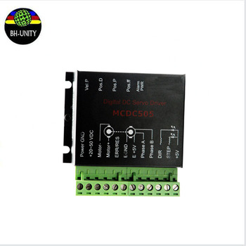 good quality!!Leadshine MCDC 505 Servo Motor Driver for myjet /infiniti /crystaljet Inkjet Printer spare parts for sale