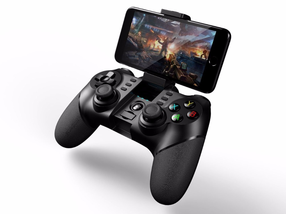 IPEGA PG-9076 3in1 Wireless Bluetooth 2.4G Game Controller Black