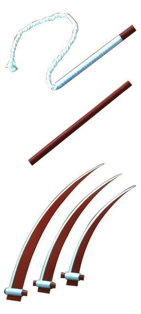 Naruto Cosplay Hidan Weapons Sickle 4