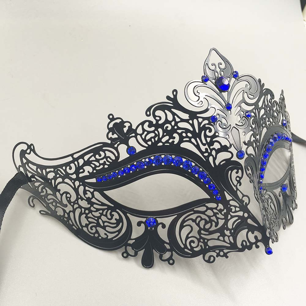 Couple Masquerade Ball Mask Pair Phantom Masquerade Dance Prom Wedding Party