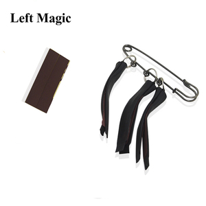 Image 3 - Multi Lit Match Fire Magic Tricks Three Clip Matches Pull Burning Stage Magic Props Accessories Gimmick