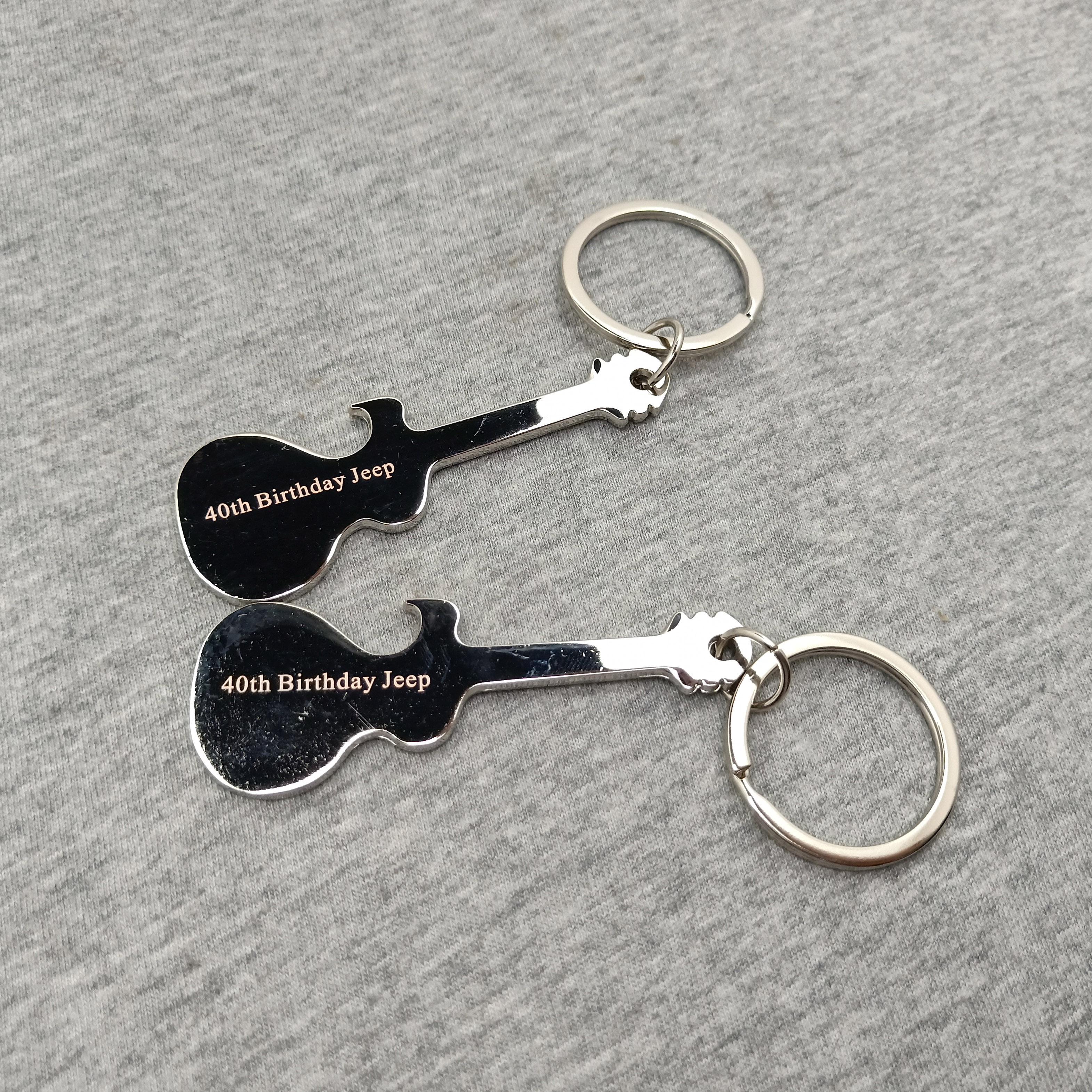 HOT SALE] 50x Promotional Gift Item Bottle Opener Keychain