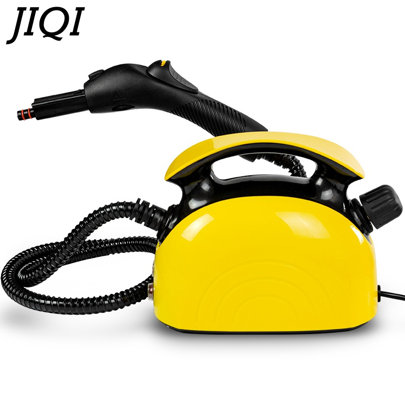 JIQI Portable household steam cleaning machine 110V 220V Multifunctional Kitchen Automotive interior Cleaning and disinfection