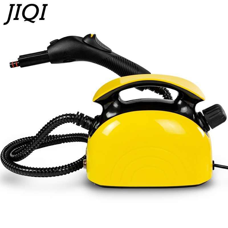 JIQI máquina portátil de limpieza a vapor para el hogar 110 V/220 V cocina multifuncional limpieza y desinfección de interiores automotrices