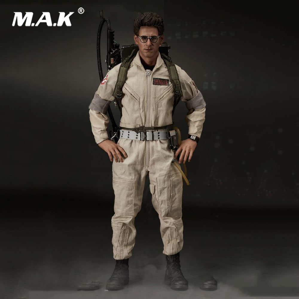 1/6 Scale Full Set Male Figure Ghostbusters 1984 BW-UMS10103 Egon Spengler Action Figure Model Toys for Fans Collection Gift for collection full set action figure model fs 73005 1 6 us us delta special forces 1st sfod d figure model toys for fans gift