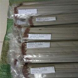 Gr2 التيتانيوم tig لحام الأسلاك ، التيتانيوم AWS-A5.16 ERTI-2 لحام الأسلاك ، وديا 1.6 ملليمتر طول 500 ملليمتر ، 1 كيلوجرام ، حرية الملاحة ، بايبال هو متاح