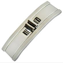 1 шт 3 мм 4 мм 4,5 мм 5 мм 6 мм нержавеющая сталь складная застежка пряжка ЧАСЫ Пряжка часы часть-WP001