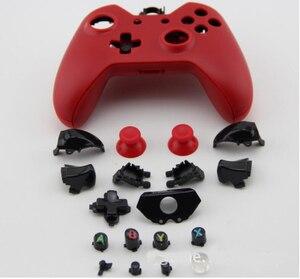 Image 5 - Acessórios do jogo para xbox um controlador sem fio completo habitação substituição conchas e botões casos de superfície dura