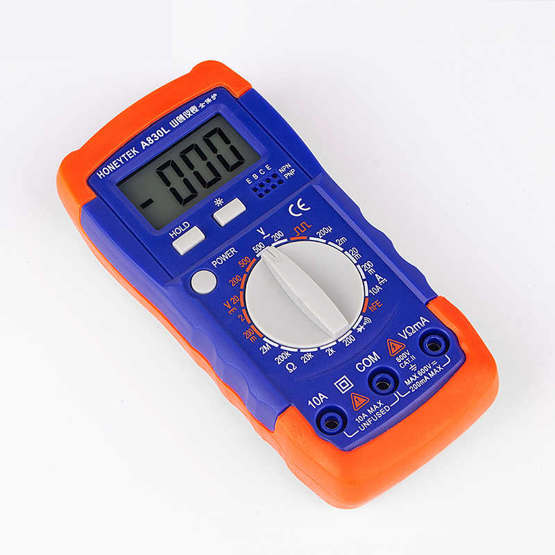 멀티 미터 디지털 전압계 미터 dc/ac 미니 전압 표시기 테스터 프로브 팁 펜용 전문 avometer ohmmeter feelers