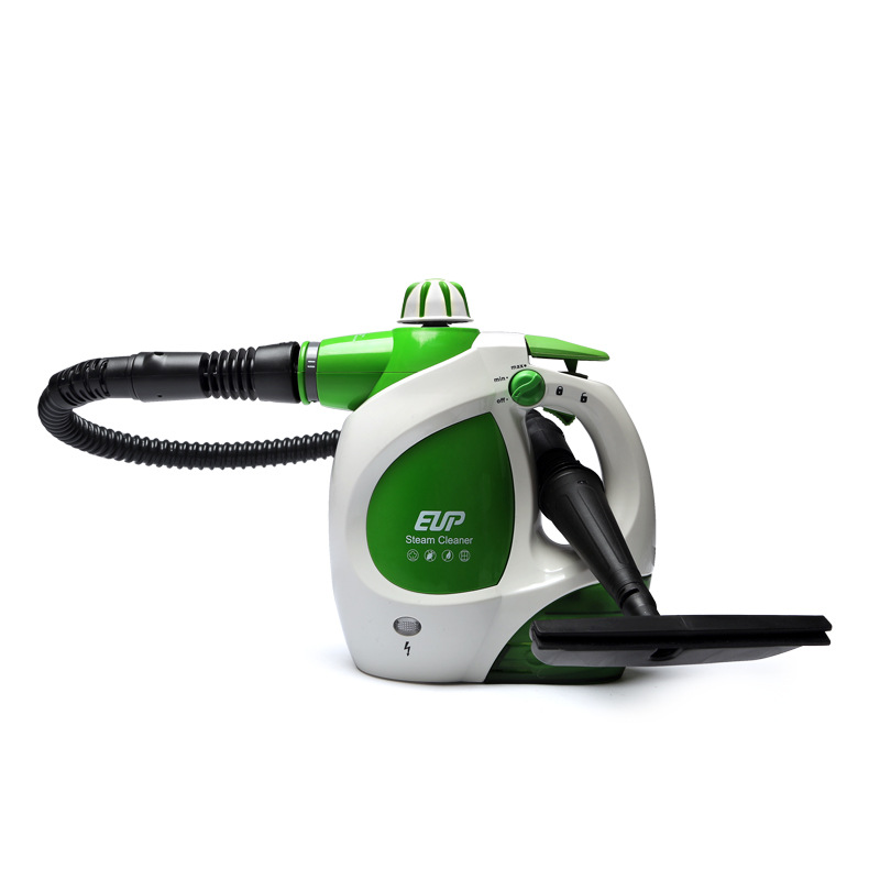LK184 Portable Mini Household Multi-purpose Steam Cleaner 100W High-temperature Powerful Decontamination Steamer lk g150h w