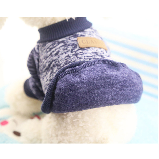 Dogs Matching Owner Clothes Dog Clothes For Small dog jersey cat Sweater Clothing For Pet cats Chihuahua warm dogs jersey autumn and winter sweater to keep  My Pet World Store