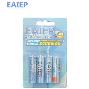 Russian packaging 4 x EAIEP AA