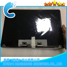 Genuine New Grey Gray Color A1707 LCD Display Assembly 2016 2017 for Macbook Pro Retina 15 A1707 LCD Screen Complete Assembly original a1534 lcd screen display assembly for macbook 12 a1534 2015 2016 a1534 lcd screen display assembly gray color
