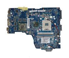Шели материнская плата для ноутбука Toshiba Satellite A665 phqaa la-6831p k000125710 12p-gs-a1-Встроенная видеокарта