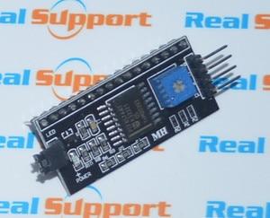 Модуль платы последовательного интерфейса IIC/I2C LCD1602 LCD2004 дисплей