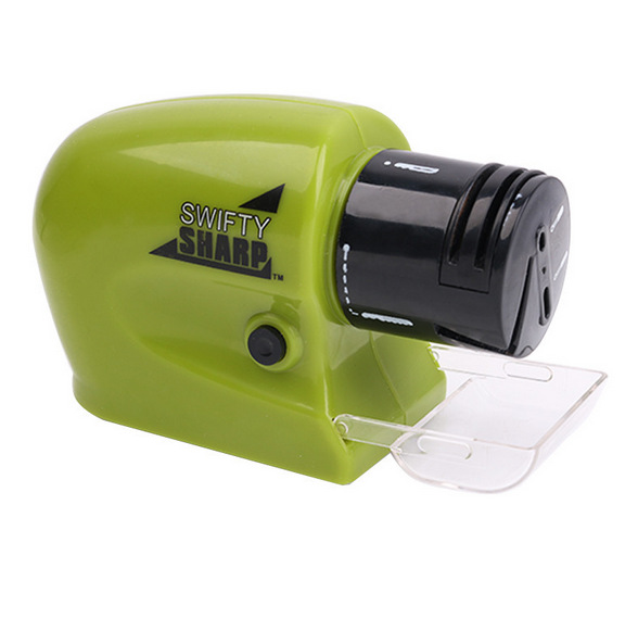 Electric knife sharpener Professional Knife Sharpener Diamond Tungsten Steel Carbide Rotate Knife Sharpening Kitchen Too 8