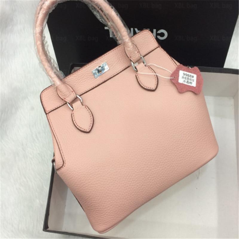 B0205 Women 100% Genuine Leather Women Handbag Hot Selling tote bags crossbody bags hot selling 100