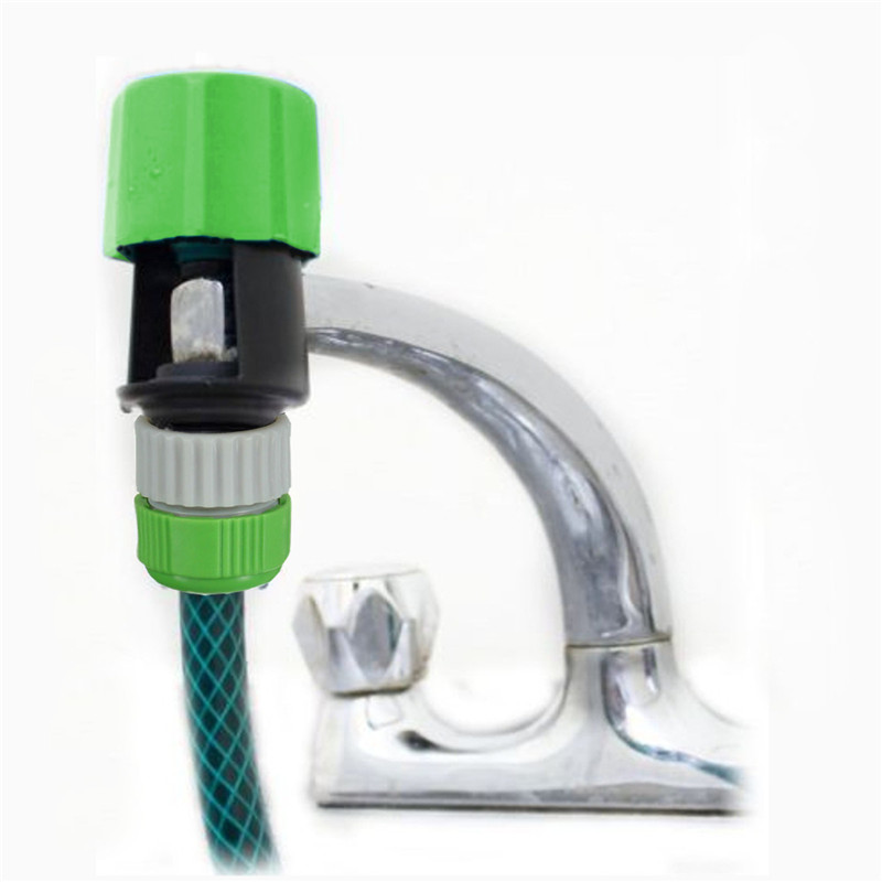 New universal tap to garden hose pipe connector mixer - Gardeners supply company coupon code ...