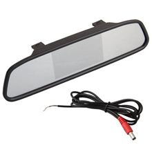 "4.3 ""TFT LCD Display Monitor rearview mirror rearview mirror AUTO CAR DVD AV"