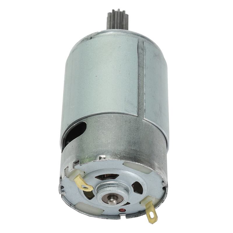 550 Gear Motor Dc12v 11000rpm Motor For Automobile Remote