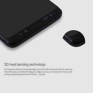 Image 4 - Für Galaxy S20 Glas NILLKIN 3D CP + MAX Gehärtetem Glas Screen Protector Für Samsung Galaxy S20 +/Hinweis 10 +/S10/S8/S9 plus/Hinweis 9/8