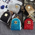 Designer Leather Mini Coin Purse Wallet Keychain Key Chain Key Ring Key Holder Women Bag Accessories Pendant