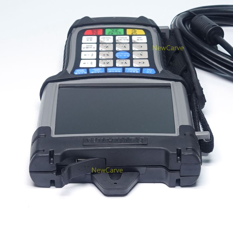 Купить с кэшбэком RichAuto DSP B51 USB CNC Controller B51S B51E 3 Axis Controller for CNC Router Control Replace DSP B51 Manual NEWCARVE