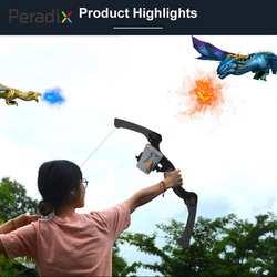 2018 технических AR лук игрушки конкурентоспособной AR стрелки черный Открытый моды способность начала чувство AR лук Прямая доставка