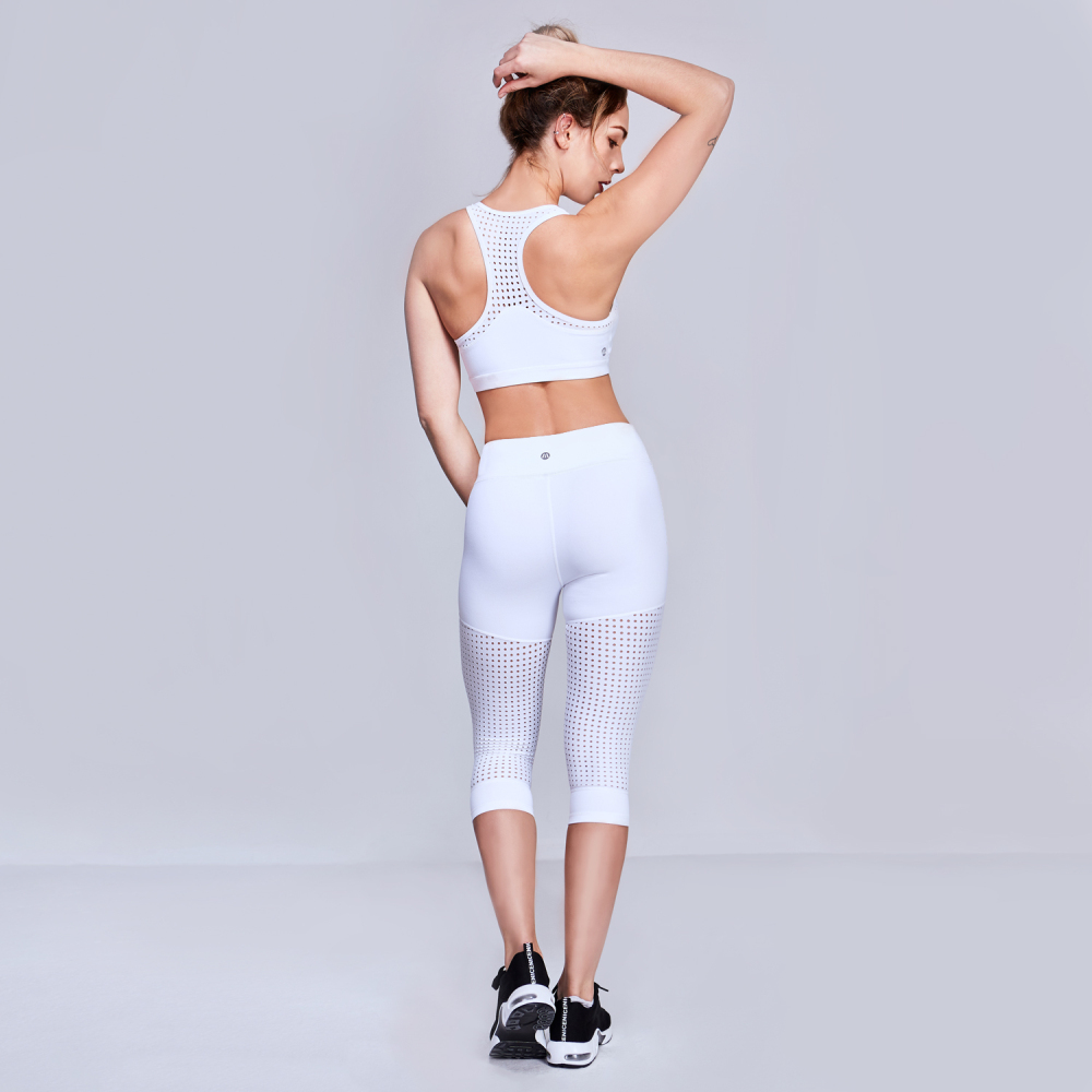 465906962 Matymats Yoga Pants Women Sport Leggings Hollow Out Tummy Control Pants for  Yoga Fitness High Waist Sports Trousers-in Yoga Pants from Sports ...