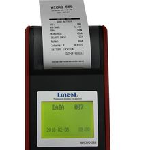 Lancol MICRO-568 12v Electrical Resistance Tester Automotive Printer Car Battery