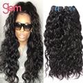 5 Bundle Peruvian Water Wave Virgin Hair Virgo Hair Company Unprocessed Peruvian Ocean Wave Wet And Wavy Human Hair Natural Wave