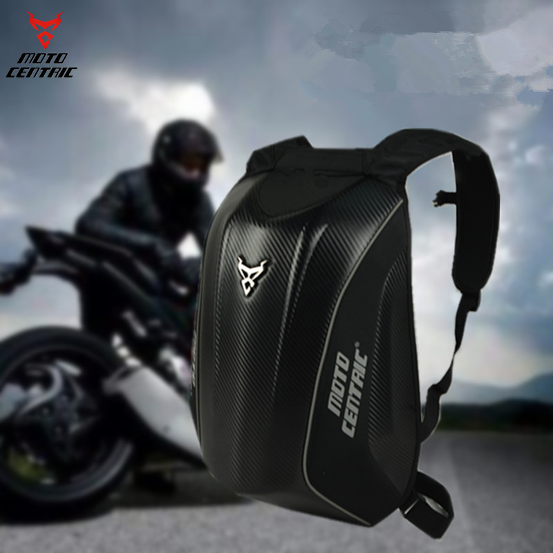 Brand New Motorcycle Backpack Carbon Fiber Motocross Racing Riding Helmet Bag Motorbike Knight Backpack for Suzuki KTM KAWASAKI motorcycle helmet 2 bags saddle bag knight rider equipment oxford contraction helmet bag fit full face helmet back pad bag