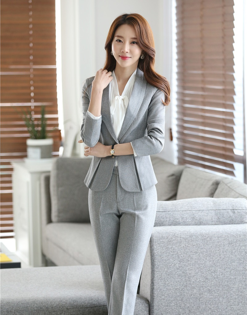 Popular Pant Suits Women Picture  More Detailed Picture About 2015 Spring And