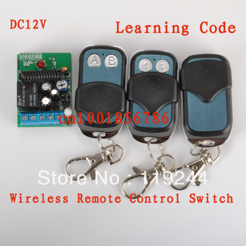 Electric Control Lock Remote Control System Time Delay 3-12s garage/entrance door Remote Controller with Latched 100 levels rechargeable bark control dog collar with 1 3 lcd remote controller