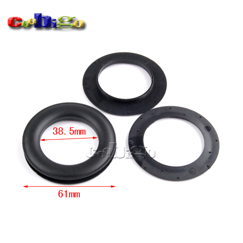 5pcs Round Curtain Eyelet Ring Clips Grommet For Curtain