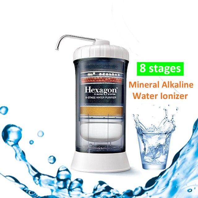 Arbeitsplatte alkalische wasser ionisator küchenarmatur wasserfilter ...