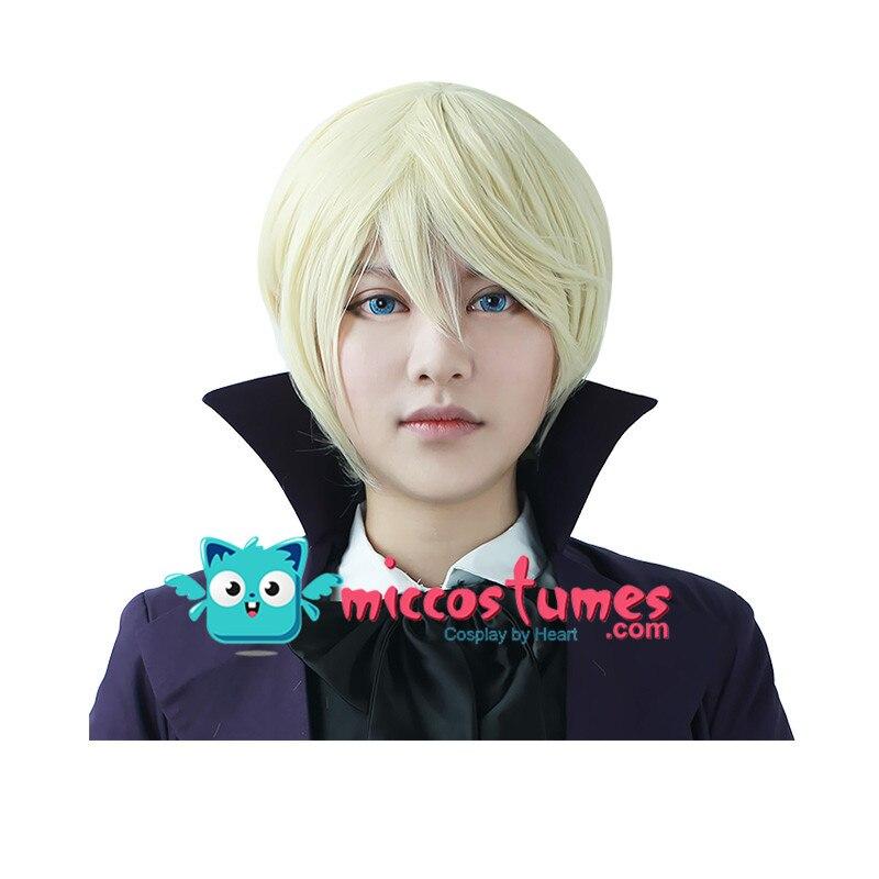 Black Butler Alois Trancy Cosplay Wig Costume
