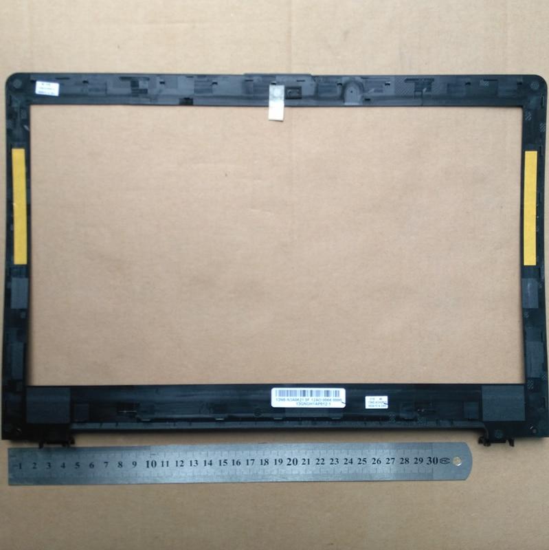 New laptop lcd front bezel cover screem frame for asus s56ca S56C K56C K56CA 13N0-N3A0621 0E 12AH 02C4 13GNUH1AP012