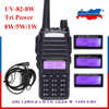 BaoFeng UV-82 8W Two Way Radio Ham Radio UV82 Walkie Talkie Tri-Power Dual band Handheld FM Transceiver