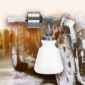 Image 3 - SPTA pistolet do czyszczenia samochodu pianką do czyszczenia samochodu Spray do mycia pistolet myjka ciśnieniowa pitnej wewnętrzne i zewnętrzne dokładne czyszczenie narzędzie