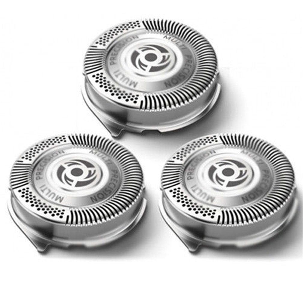 3Pcs/Set Shaving Heads Replacement Shaver Heads Multi Precision Razor Head Blades For Philips Norelco Series 5000