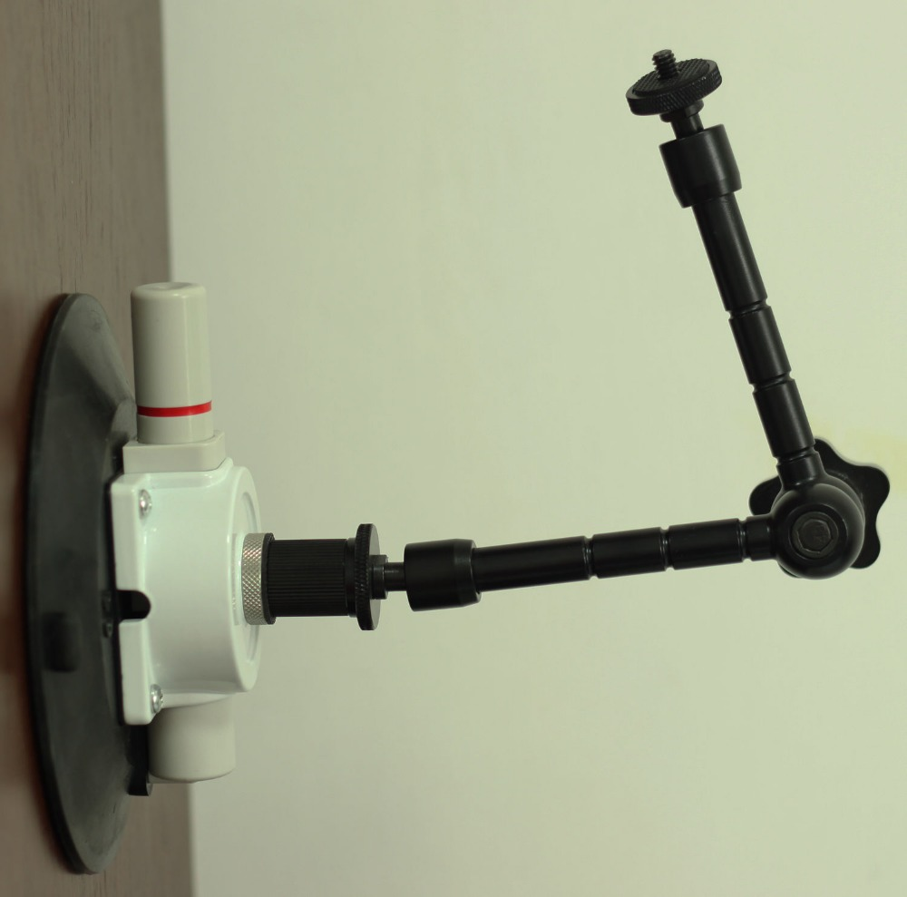 PUMP CUP WITH FLAT BASE Brand New for Manfrotto 241FB with 11 Inch Magic Arm